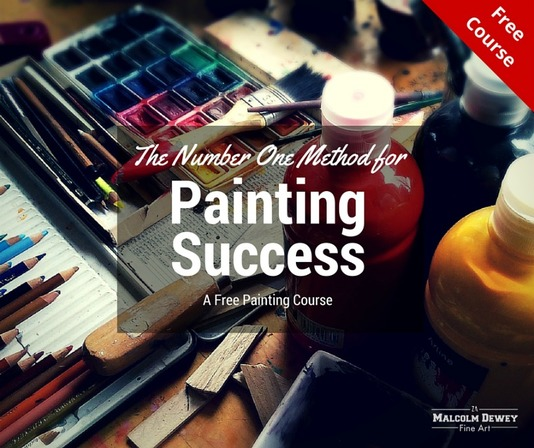 The number one way to boost your painting