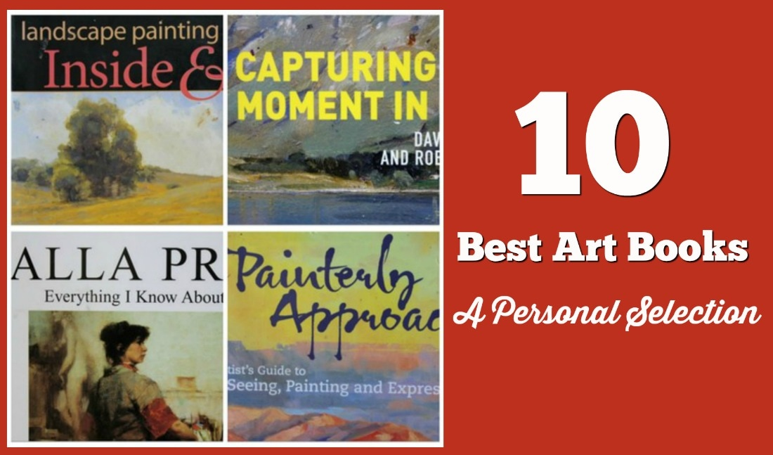 Top 10 Best Art Books