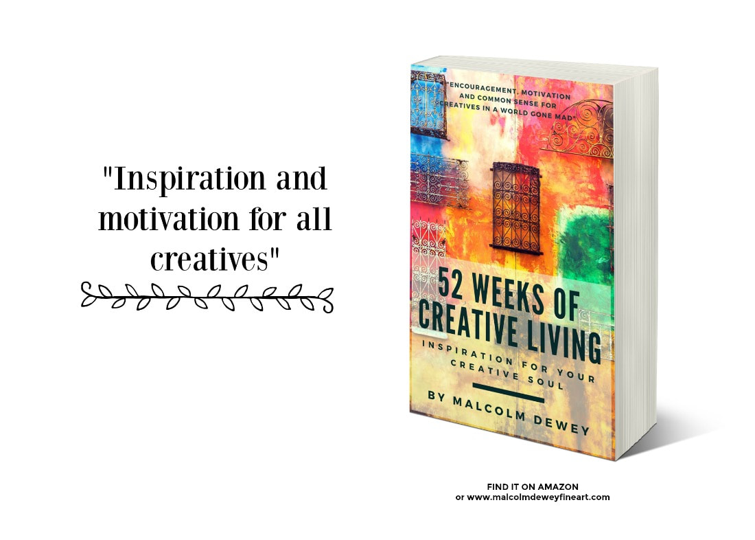 52 Weeks of Creative Living book by Malcolm Dewey