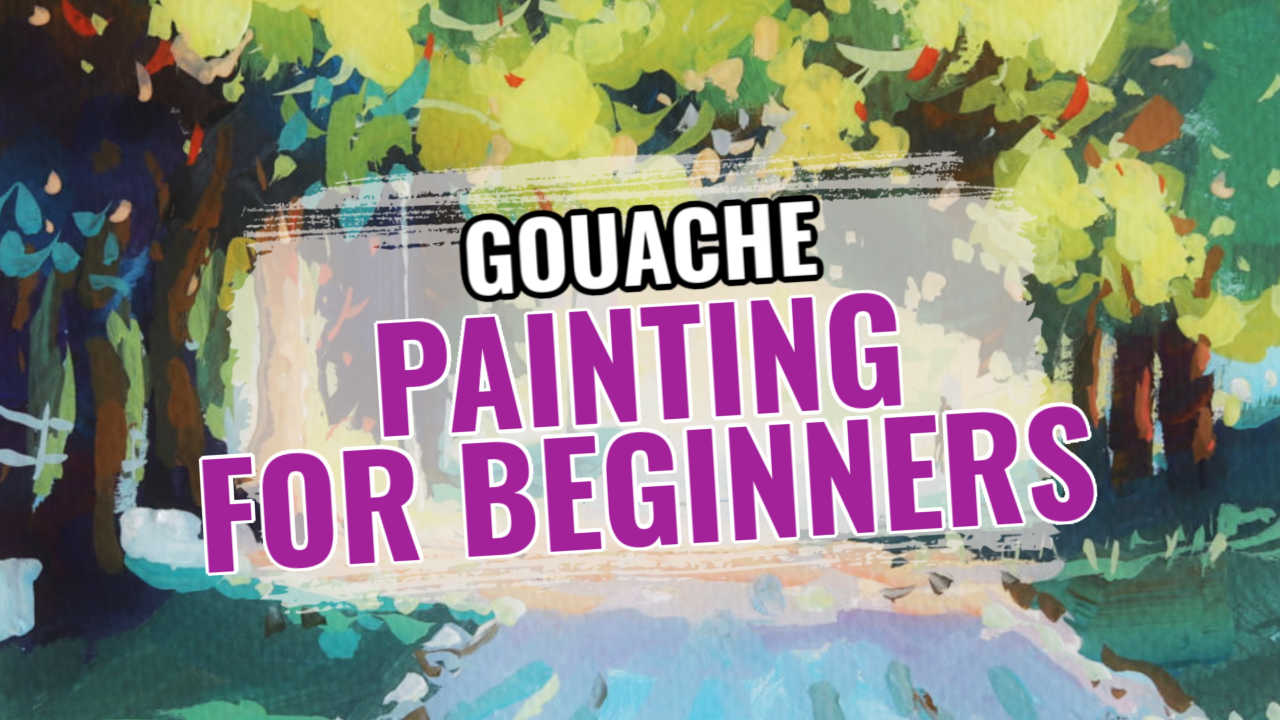 Painting Courses with Malcolm Dewey