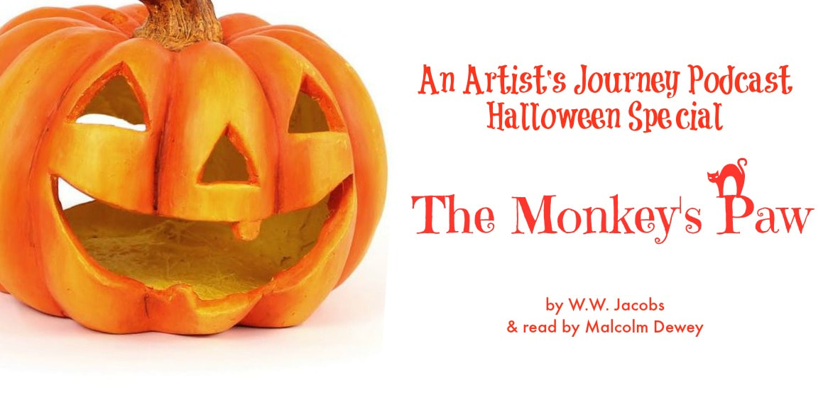 The Monkey's Paw Halloween Special Story Reading
