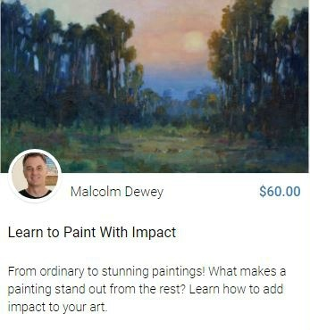 Learn to Paint With Impact