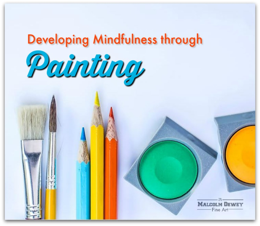 Develop Mindfulness Through Painting
