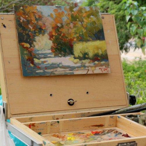 Learn Plein Air Painting Quickly