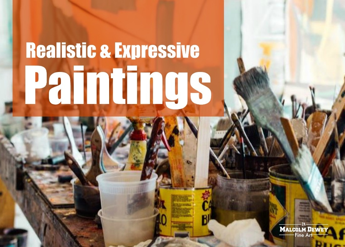 How to Paint Realistic and Expressive Paintings