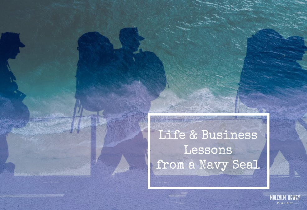 Life and Business Lessons from a Navy Seal