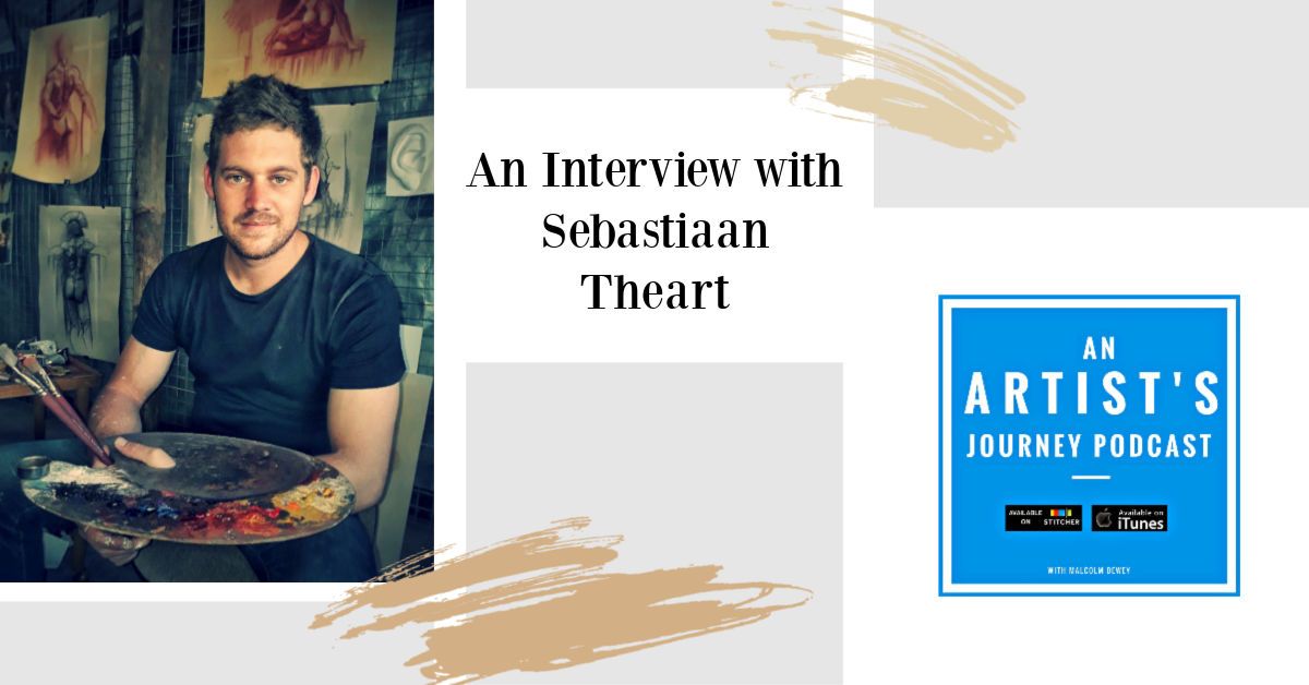 Malcolm Dewey podcast interview with Sebastiaan Theart