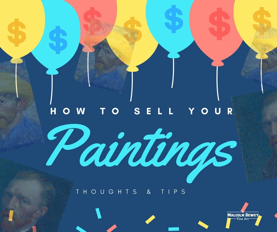 How to Sell Your Paintings